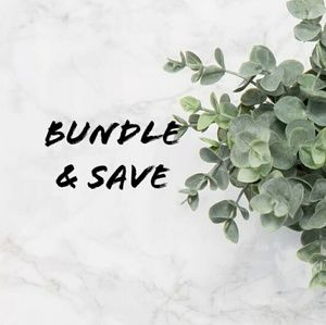 SAVE 15% ON BUNDLES OF 2 OR MORE ITEMS 🌼